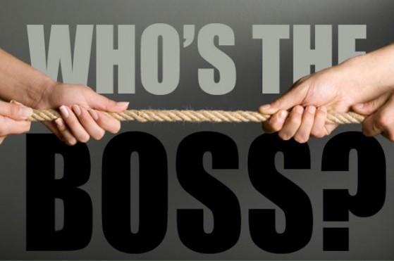 good bad boss